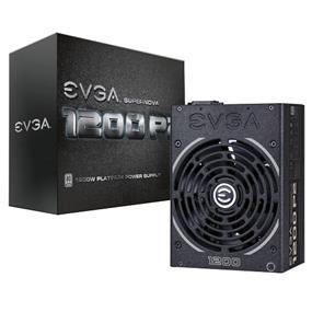 EVGA SuperNova 1200 P2 80 Plus Platinum ECO Thermal Control  Power Supply SLI Ready 10 Year EVGA Warranty (220-P2-1200-X1)