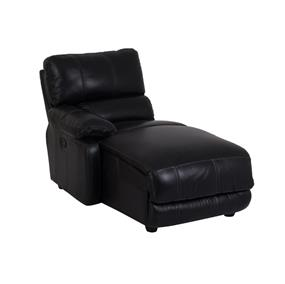 Cheersofa UXW9136 XW9136M-PL Laf 3000 Incliner chaise Black