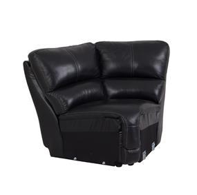 Cheersofa UXW9136 XW9136M-C 3000 Corner Seat Black