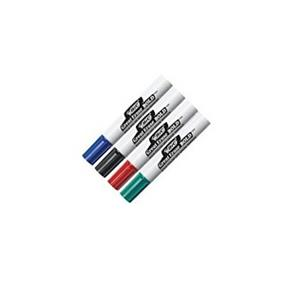 TeamBoard ACDZTB Package of 12 Dry Erase Markers - Assorted Colors