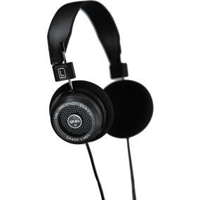 Grado SR80e Headphones (Black)