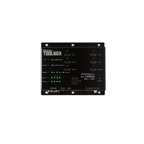Gefen 4:2 Matrix for HDMI w/Ultra HD 4K x 2K (GTB-HD4K2K-442-BLK)