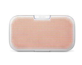 Denon Envaya DSB-200WT Portable Bluetooth Speaker System (White)