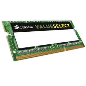 Corsair Value Select 4GB DDR3 1600MHz CL11 1.35V SODIMM (CMSO4GX3M1C1600C11)