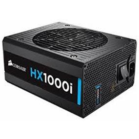 Corsair HX1000i 1000W 80 PLUS Platinum Certified, High Performance Power Supply (CP-9020074-NA)