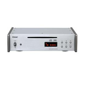 TEAC PD-501HR DSD/PCM/CD Player (Silver)