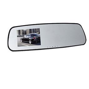 "JADO D601 2.7""inch 720P Rearview Mirror DVR"