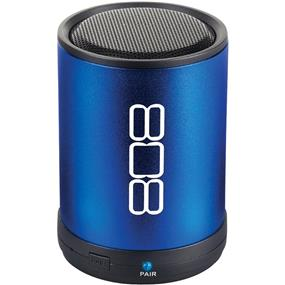 808 Audio Canz Wireless Bluetooth Speaker (Blue)