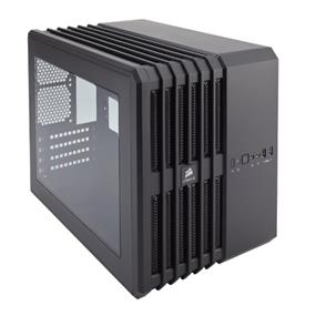 Corsair Carbide Series Air 240 Black High Airflow MicroATX and Mini-ITX PC Case (CC-9011070-WW)