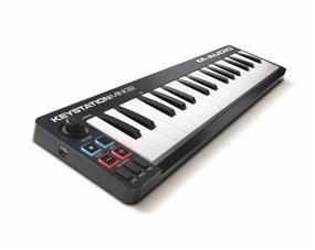 M-Audio Keystation Mini 32 II - Ultra Portable 32 Key Keyboard Controller (Open Box)
