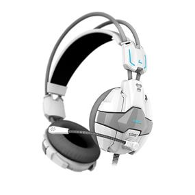 E- Blue Cobra EHS902 Gaming Headset - White (EHS902WH)