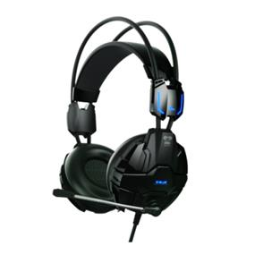 E- Blue Cobra EHS902 Gaming Headset - Black (EHS902BK)