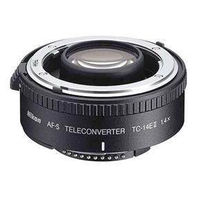 Nikon TC-14E II - 1.4x Teleconverter for D-AF-S & AF-I Lenses ONLY