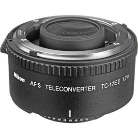 Nikon TC-17E II - 1.7x Teleconverter for AF-S & AF-I Lenses