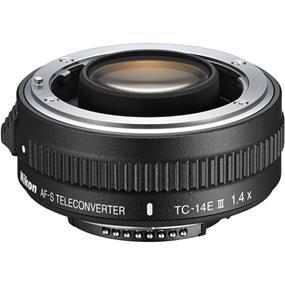 Nikon TC-14E III - 1.4x AF-S Teleconverter