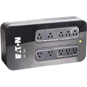 Eaton (3S550) 550 VA 330 Watts UPS 8 Outputs