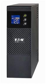Eaton (5S1500LCD) 1500 VA 900 Watts UPS 10 Outputs with LCD Display