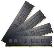 G.SKILL Value Series 16GB (4x4GB) DDR4 2400MHz CL15 Quad-Channel DIMMs (F4-2400C15Q-16GNT)