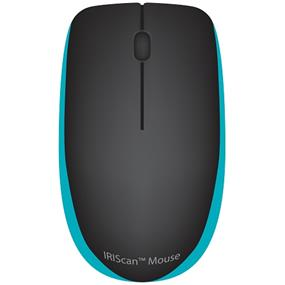 IRIScan Mouse - All-In-One Scanner Mouse - Black and Blue (457885)