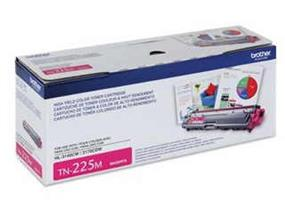 Brother TN225M Magenta HIgh yield Toner Cartridge