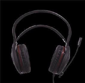 Gamdias HEBE V2 Wired Analog Gaming Headset - Black (GHS3300)