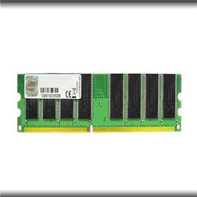 G.SKILL Value Series 1GB(1x1GB) DDR 400MHz CL2.5 Single Channel Kit (F1-3200PHU1-1GBNS)