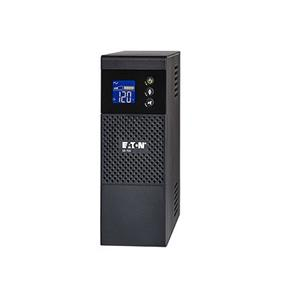 Eaton (5S700LCD) 700 VA 420 Watts UPS 8 Outputs with LCD Display