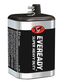 Energizer Eveready Lantern 1x 6V Alkaline Batteries (1209)
