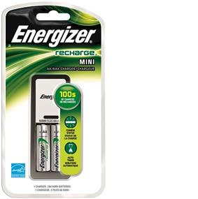 Energizer Min Charger 2x AA  (CH2PCWB2)