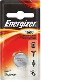 Energizer Lithium 1620 3V Battery (ECR1620BP)