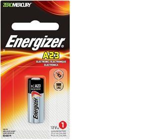 Energizer A23 12V Alkaline Batteries (A23BPZ)