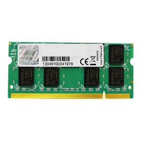 G.SKILL Standard Series 8GB (4GBx2) DDR2 667MHz CL5 SO-DIMM Memory (F2-5300CL5D-8GBSQ)