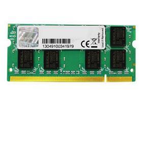 G.SKILL SQ Series 4GB DDR2 667MHz CL5 SODIMM Memory (F2-5300CL5S-4GBSQ)