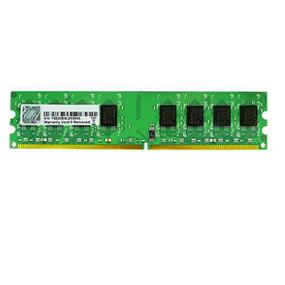 G.SKILL Value Series 1GB  DDR2 667MHz CL5 Single Channel Kit (F2-5400PHU1-1GBNT)