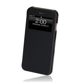 "LBT iPhone 6 (4.7"") Black window flip cover case (IP6WBK)"