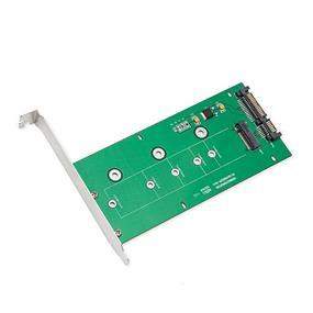 SYBA M.2 NGFF to SATAIII Card with Full & Low Profile Brackets (SI-ADA40084)