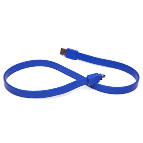 TYLT Data Cable Micro USB 2ft Blue (MICDATA2BLT)
