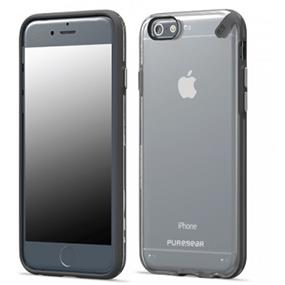 PureGear Slim Shell iPhone 6 Clear Black (60770PG)