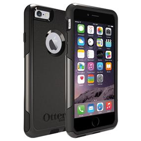 OtterBox 7750317 Commuter Case for iPhone 6/6S Plus Black