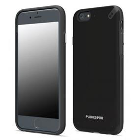 PureGear iPhone 6 (5.5'') Slim Shell iPhone Case Black (60782PG)