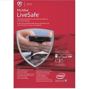 McAfee LiveSafe (mini-box)