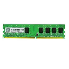 G.SKILL Value Series 1GB  DDR2 800MHz CL5 Single Channel Kit (F2-6400CL5S-1GBNY)