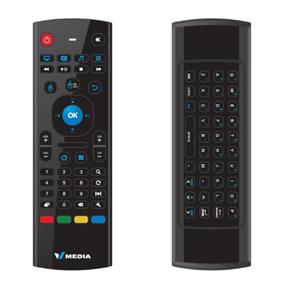 VMedia 2.4Ghz Remote Control for Media Player