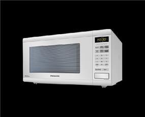 Panasonic NNST651W Mid-Size 1.2 cu. Ft. Inverter Countertop Microwave Oven - White (NNST651W)