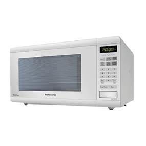 Panasonic NNST661W Mid-Size 1.2 cu. Ft. Genius Inverter Countertop Microwave Oven - Stainless Steel White (NNST661W)