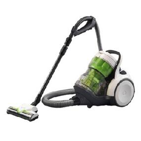 Panasonic MCCL933 Bagless JetForce Canister Vacuum Cleaner - Black & Green (MCCL933)