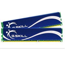 G.SKILL Performance Series 4GB (2GBx2) DDR3 1333MHz CL8  Dual Channel Kit (F3-10600CL8D-4GBHK)