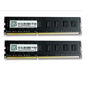 G.SKILL Value Series 16GB (8GBx2) DDR3 1333MHz CL9  Dual Channel Kit (F3-10600CL9D-16GBNT)