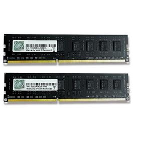 G.SKILL Value Series 4GB (2GBx2) DDR3 1333MHz CL9  Dual Channel Kit (F3-10600CL9D-4GBNS)