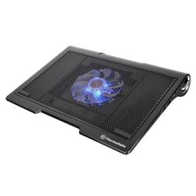 Thermaltake Massive SP Laptop Cooler with Dual Speakers, Up to 17'' Notebook(CL-N003-PL14BL-A)